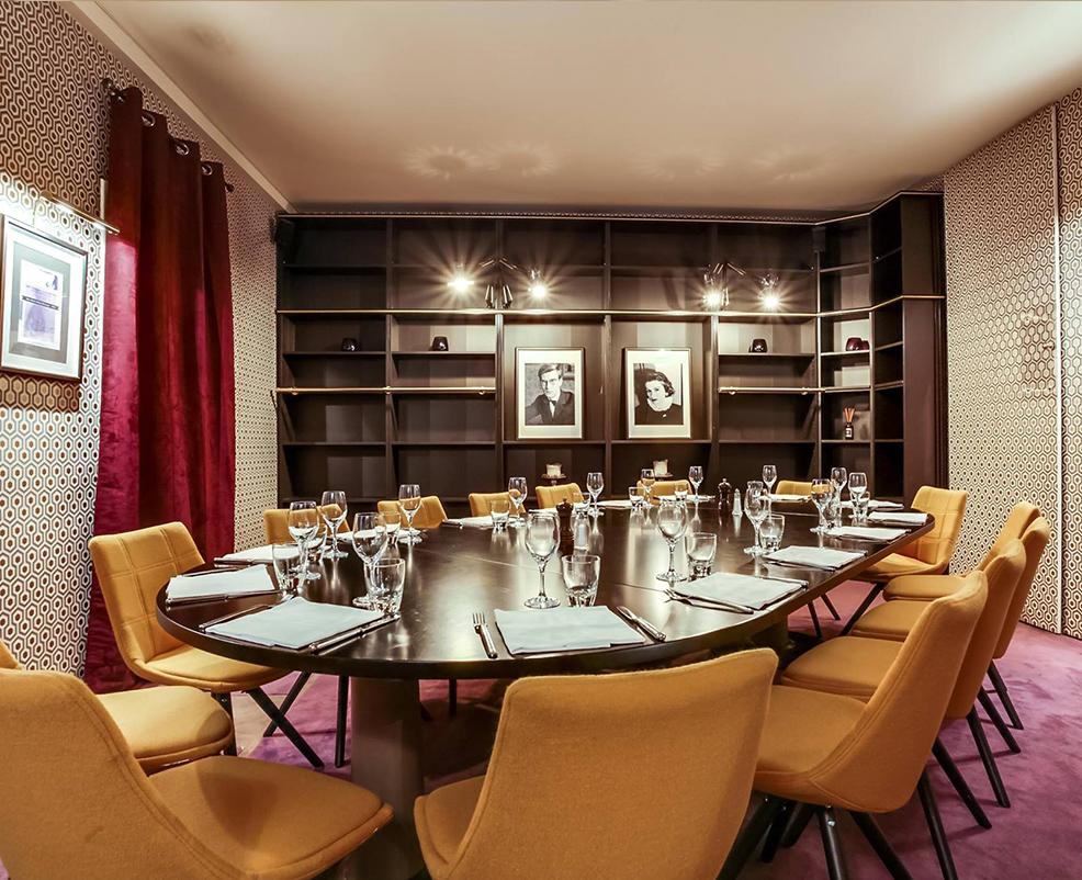Restaurant L Envue Paris